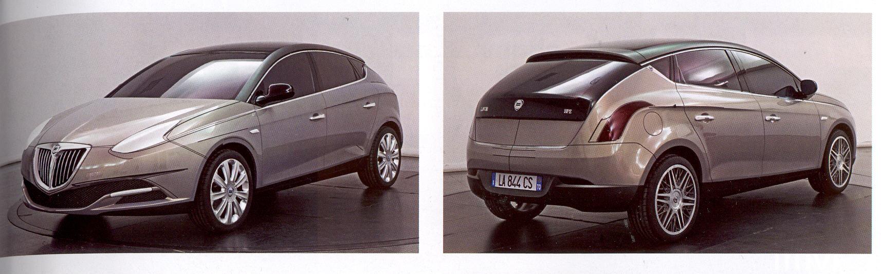 [Présentation] Le design par Lancia 0309