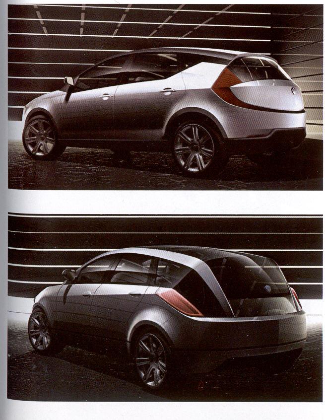 [Présentation] Le design par Lancia 0310
