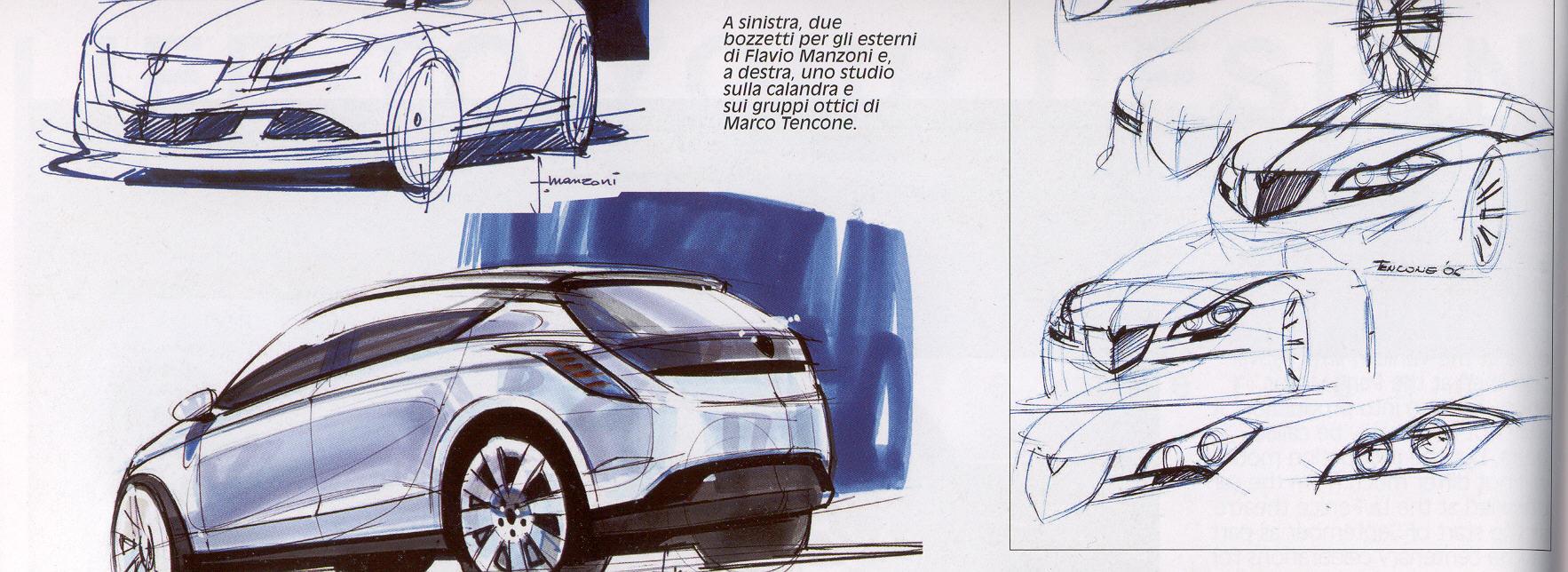 [Présentation] Le design par Lancia 0312